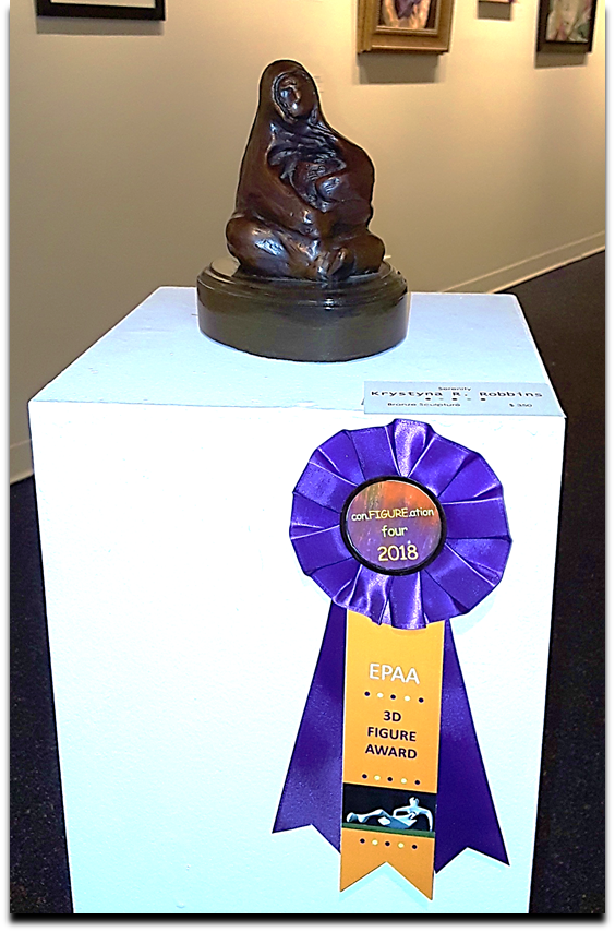 Krystyna Robbins 3D award.png