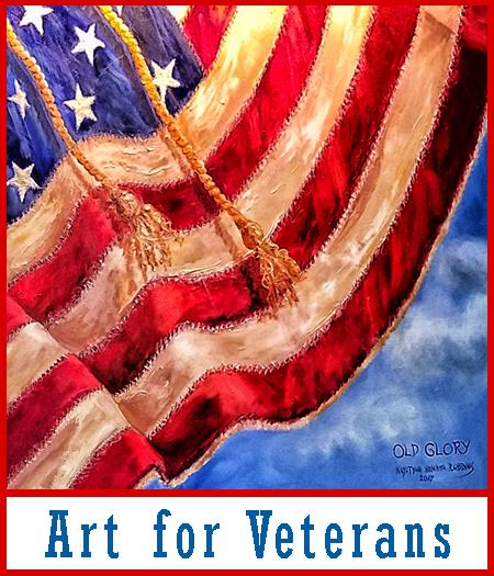 DONATE to Art for Veterans
