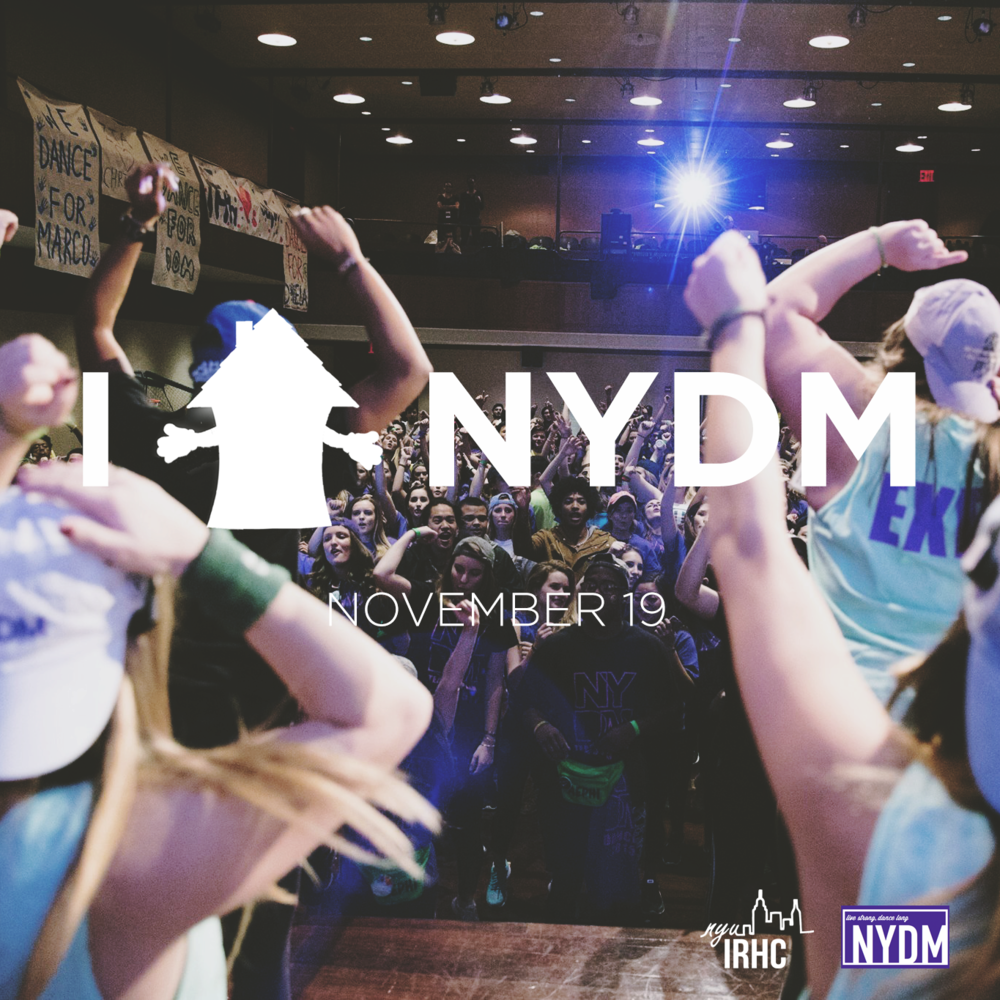 NEW YORK DANCE MARATHON Saturday, November 19