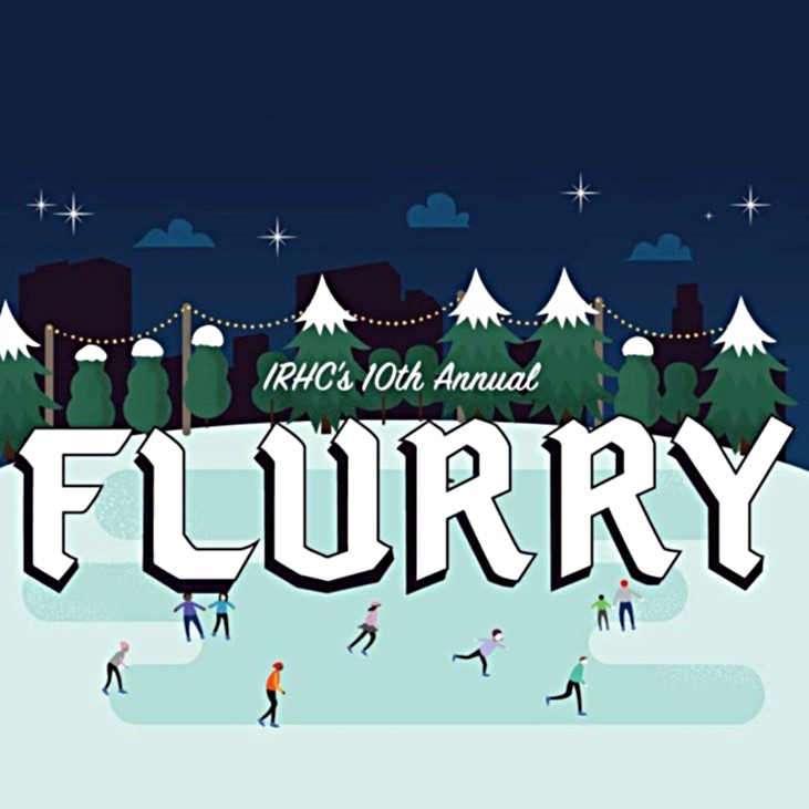 IRHC'S 1oTH ANNUAL FLURRY!  Monday, December 4th
