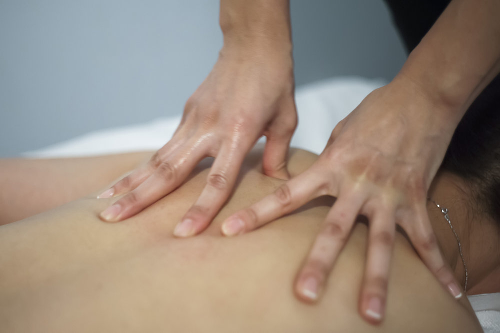 SERENITY ZEN Body Massage