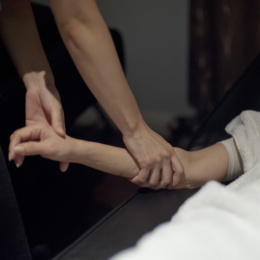 SERENITY ZEN Arm Foot Body Combo Massage