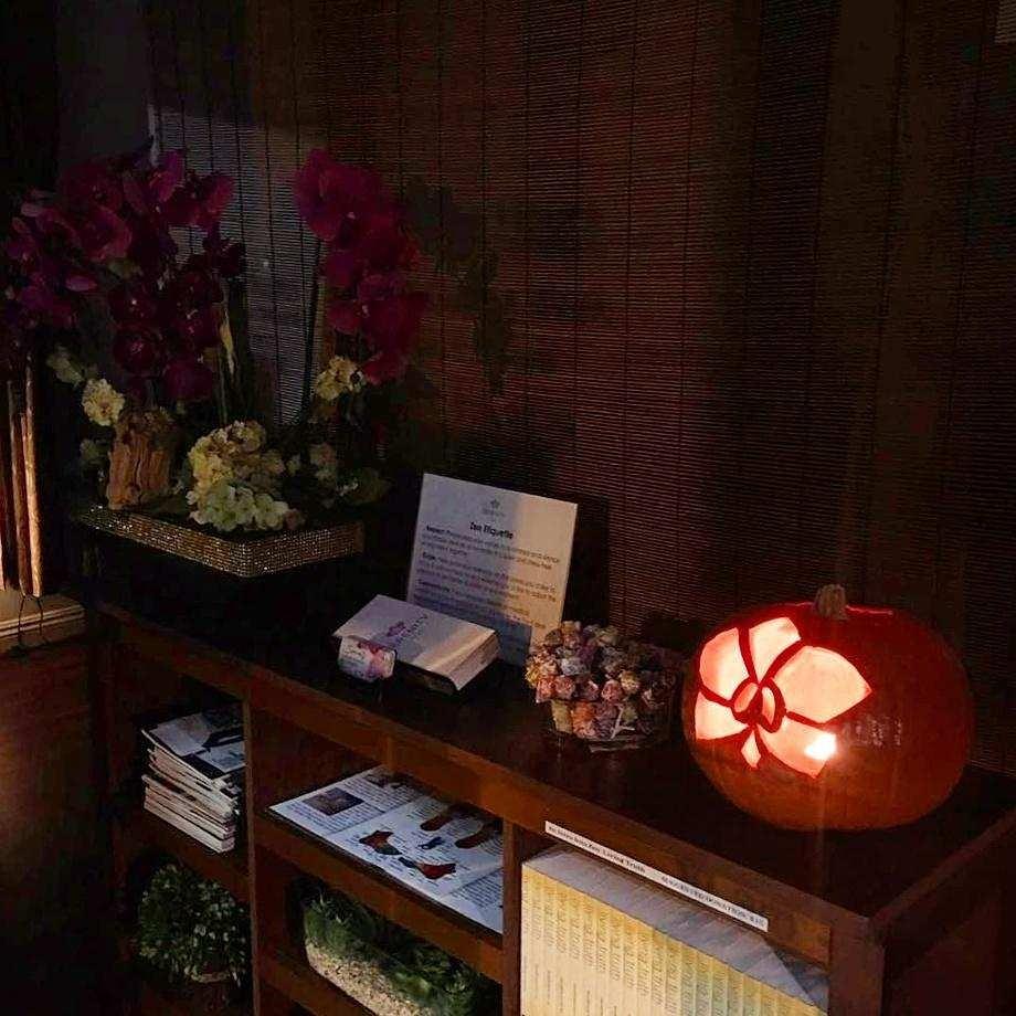 Serenity Zen Pumpkin