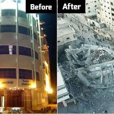 Al Mishal Cultural Centre: Before and After.