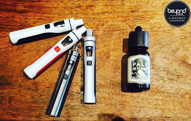 The juices are always flowing @beyondvapeseattle. If you're in the area, check out their collection! 