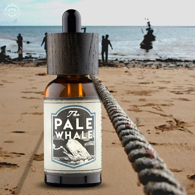 If you didn't already know, Pale Whale is inspired by the amazing novel, Moby Dick. 