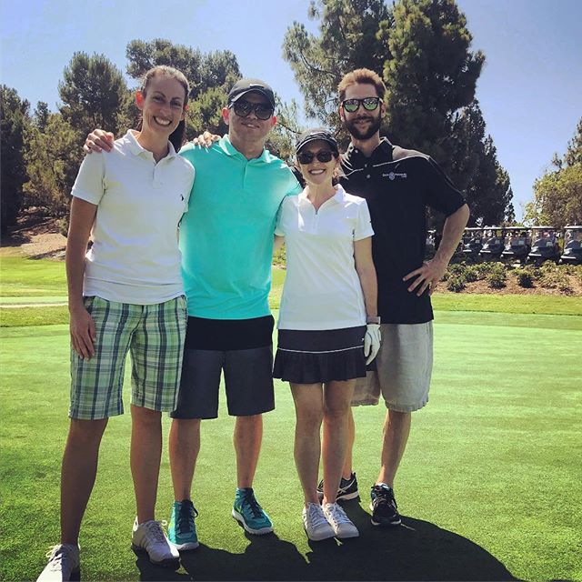 Pitchers hit the golf course at the  @sanmanuelcasino charity golf tournament!! #PitchersLoveToGolf #Fore #🏌️‍♀️🏌️‍♂️⛳️