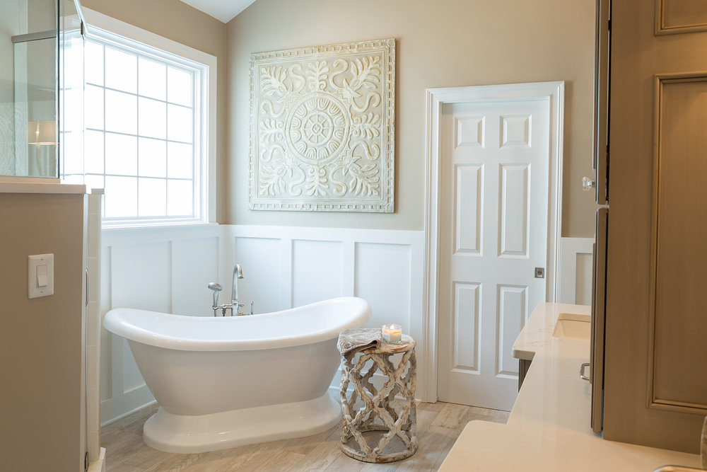 Dovetail Group Indianapolis Bath Renovation