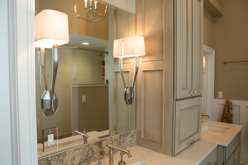 Dovetail Group Indianapolis Bathroom Design