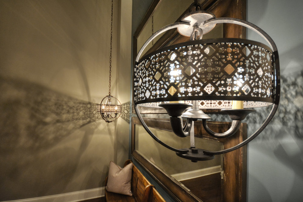 Dovetail Group Indianapolis Lighting and Interior Design
