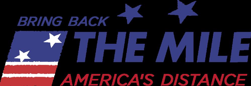 Bring Back the Mile Logo