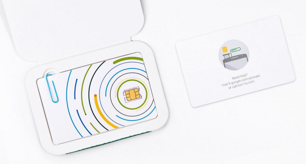 Sim-card Package Design