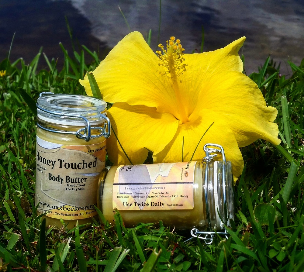 Honey Touched Body Butter