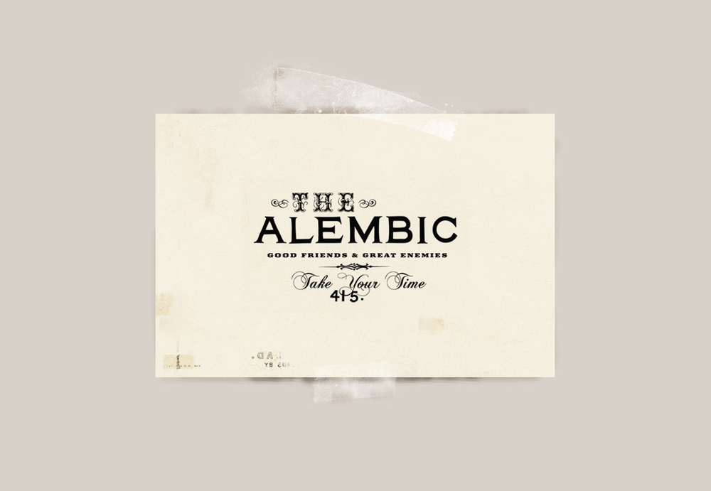 The Alembic Logo