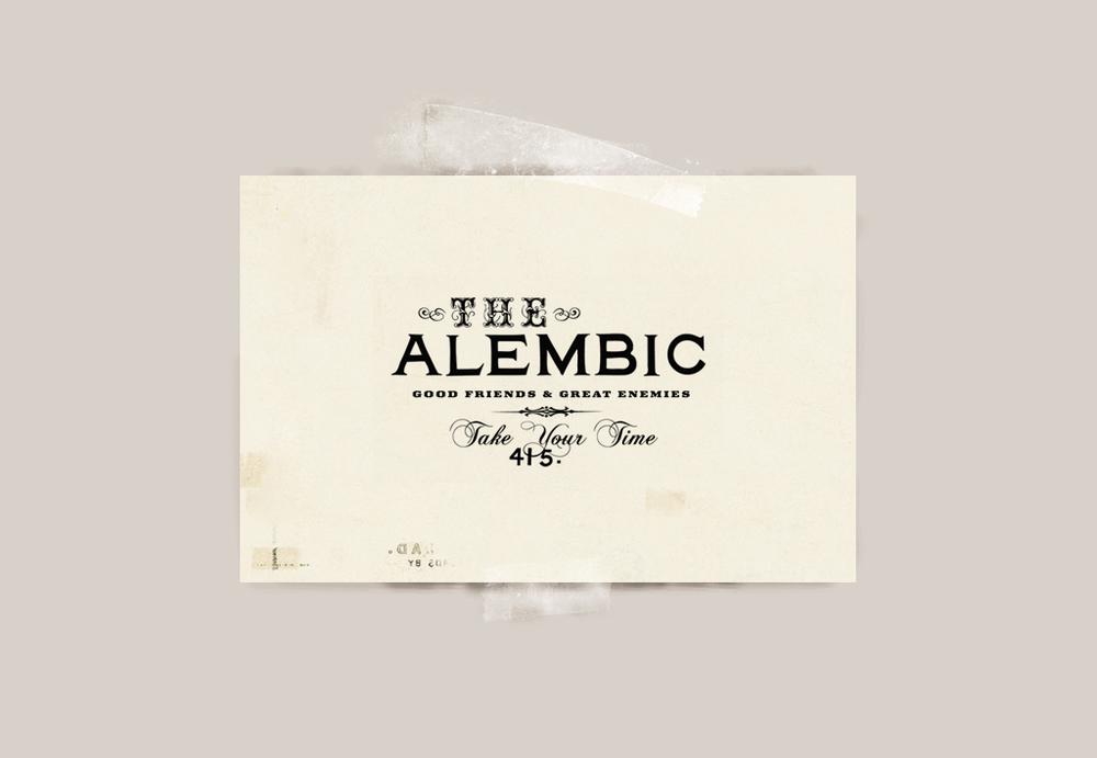 The Alembic Logo