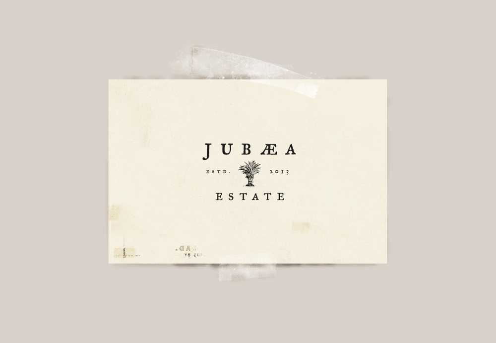 Jubaea Estate Logo