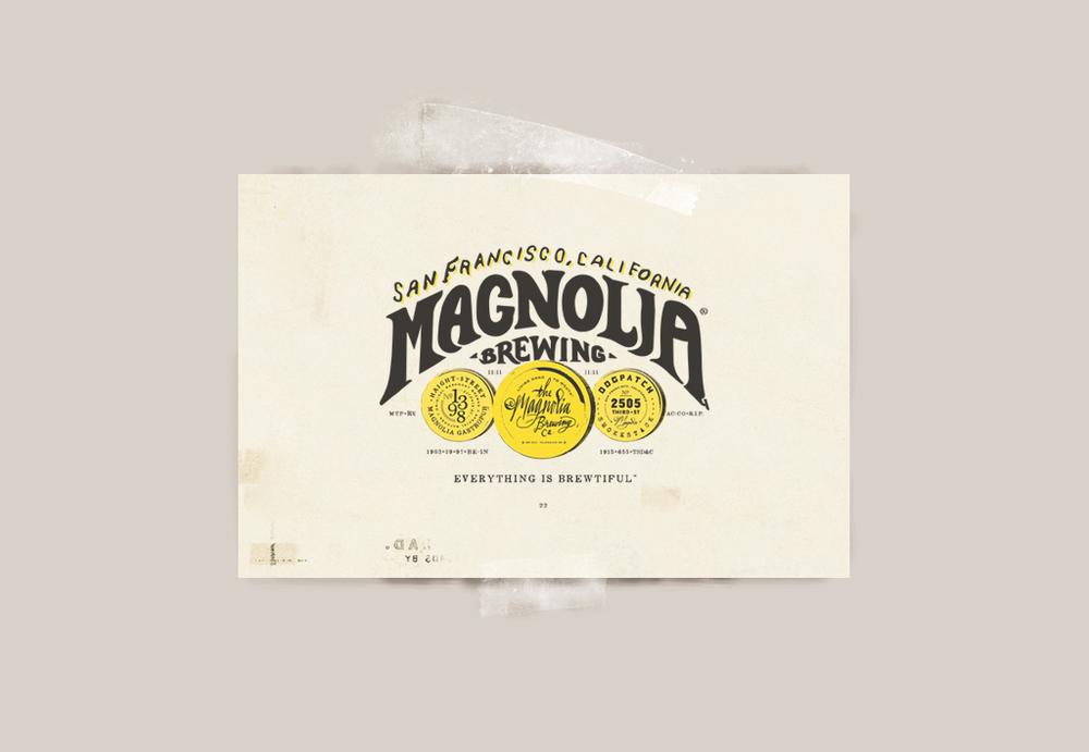 Magnolia Brewing Company Logo