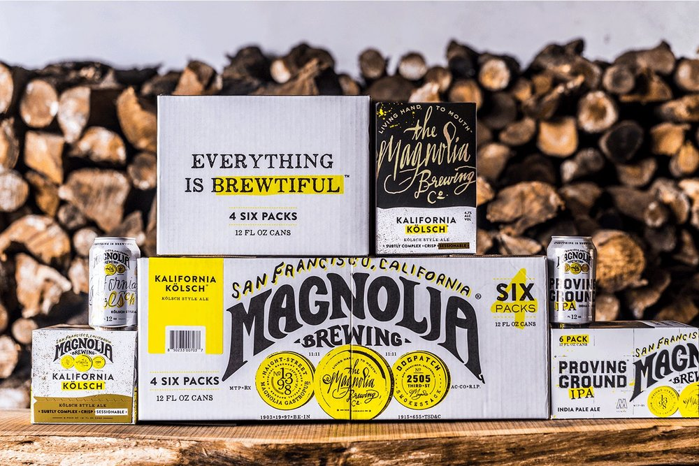 Magnolia Brewing - Branding a beloved San Francisco brewery