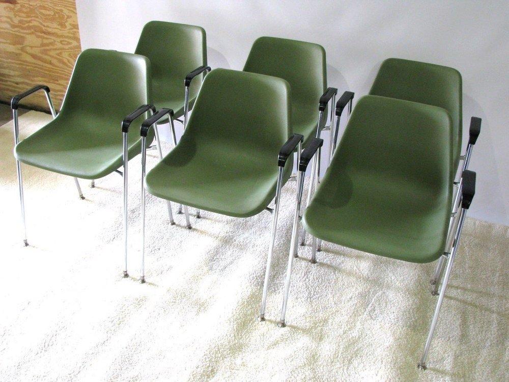 Robin Day John Stuart Stackable Chairs11
