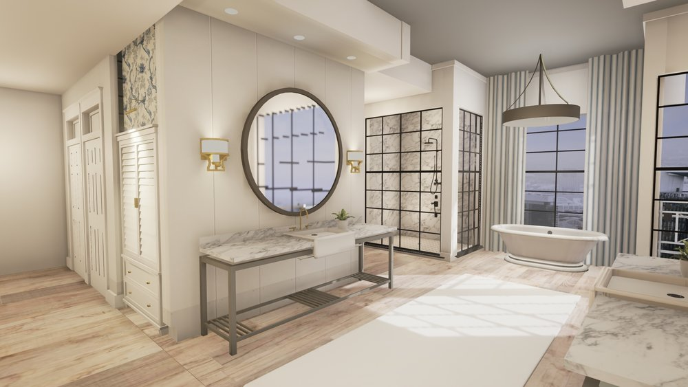 Laurin White_CambridgeRow_Rendering