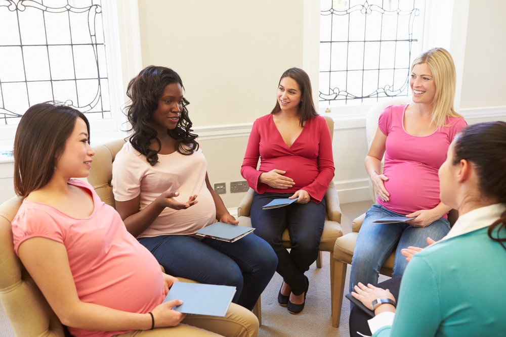 Pregnant Women Meeting At Ante Natal Class.jpg