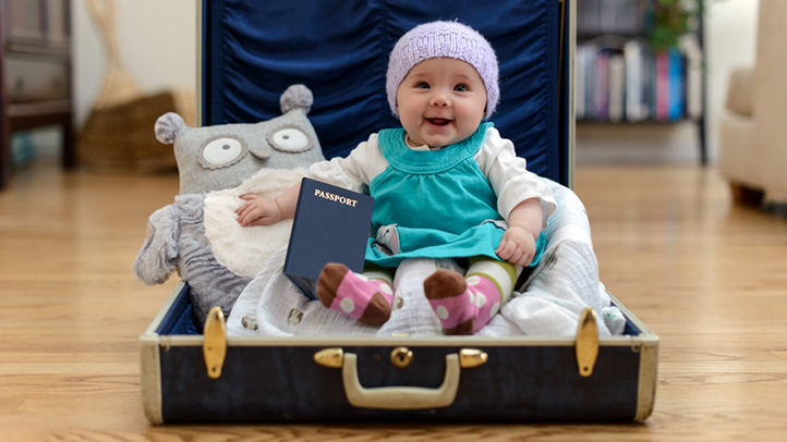 Traveling with baby -