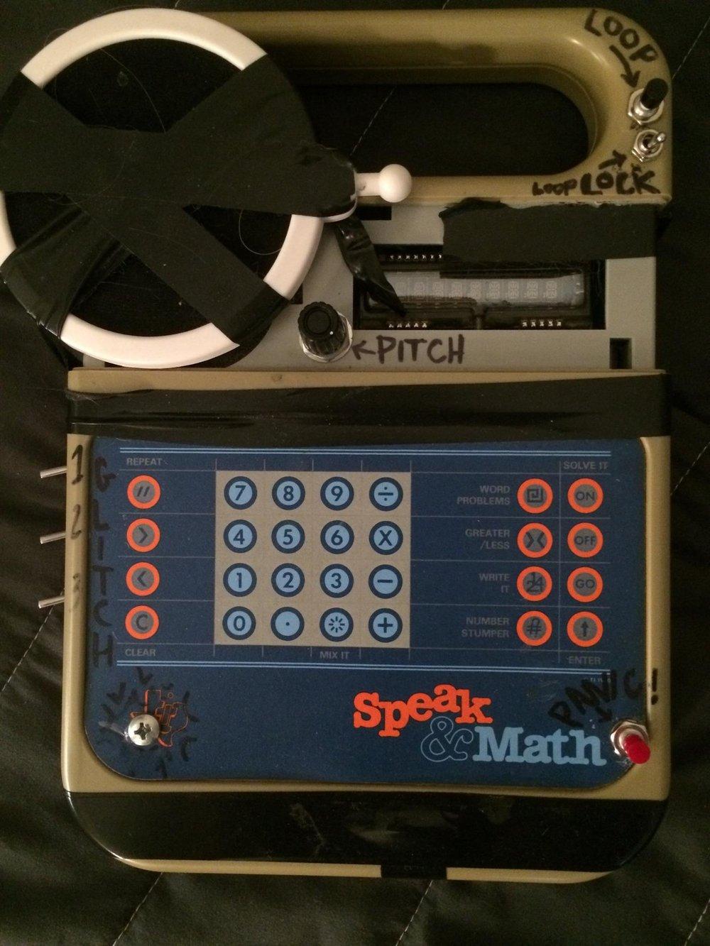 Speak And Math