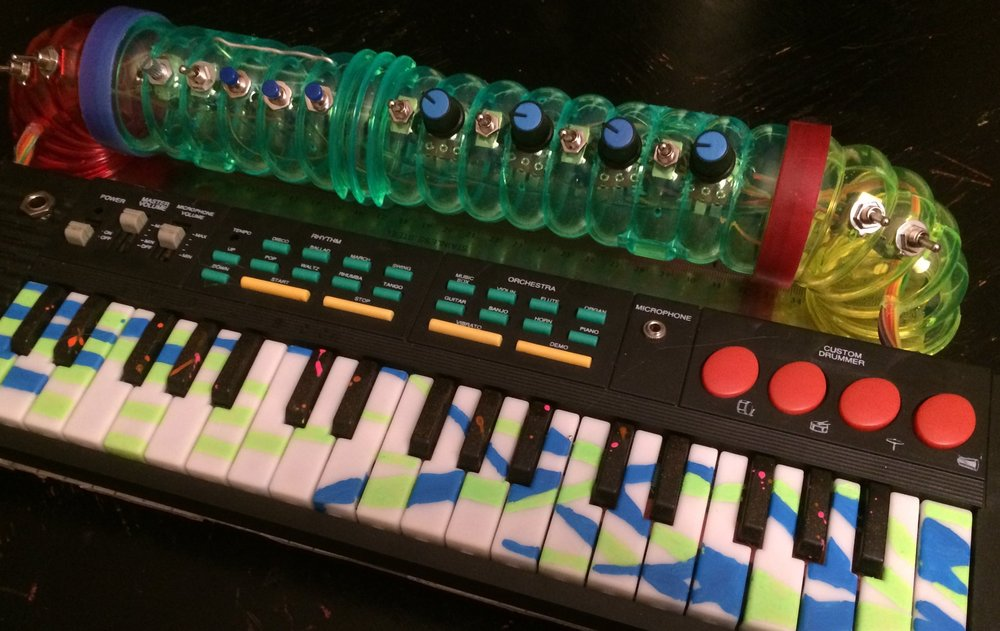 Hamster Piano