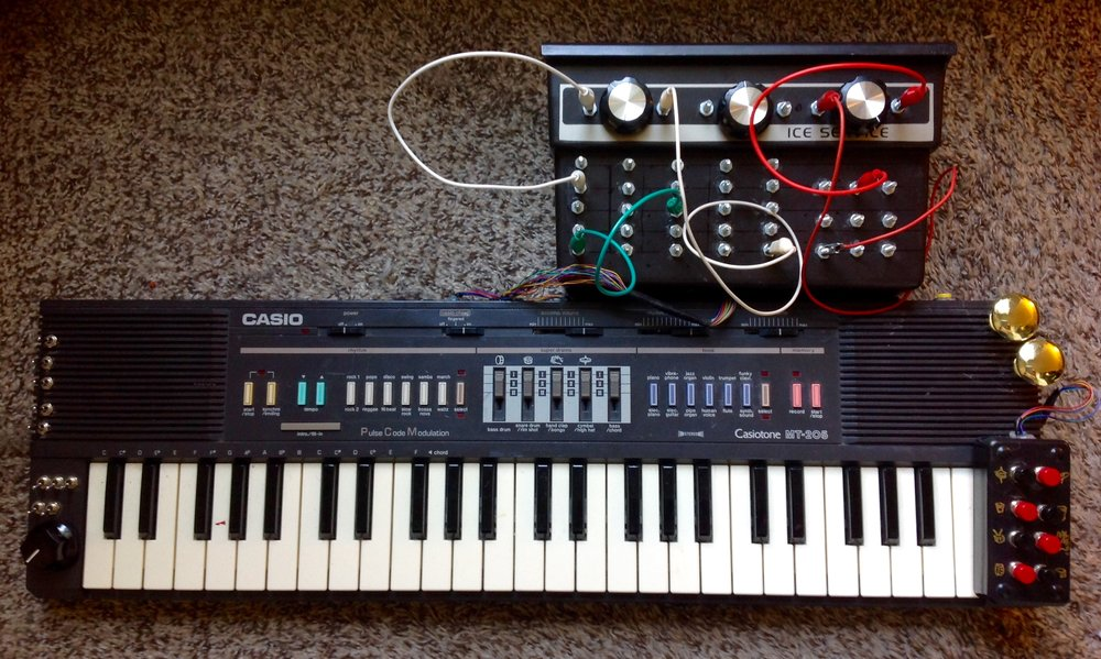 Casio MT-205 With Ice Bucket Control