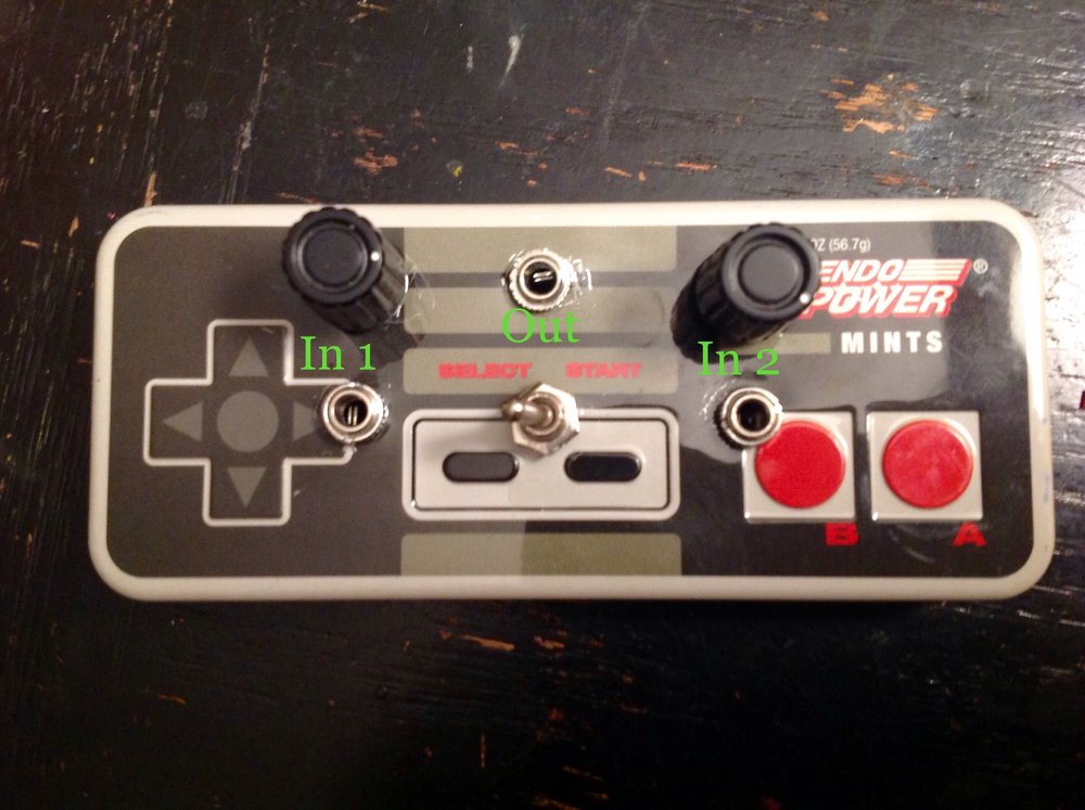 Nintendo Channel Switcher
