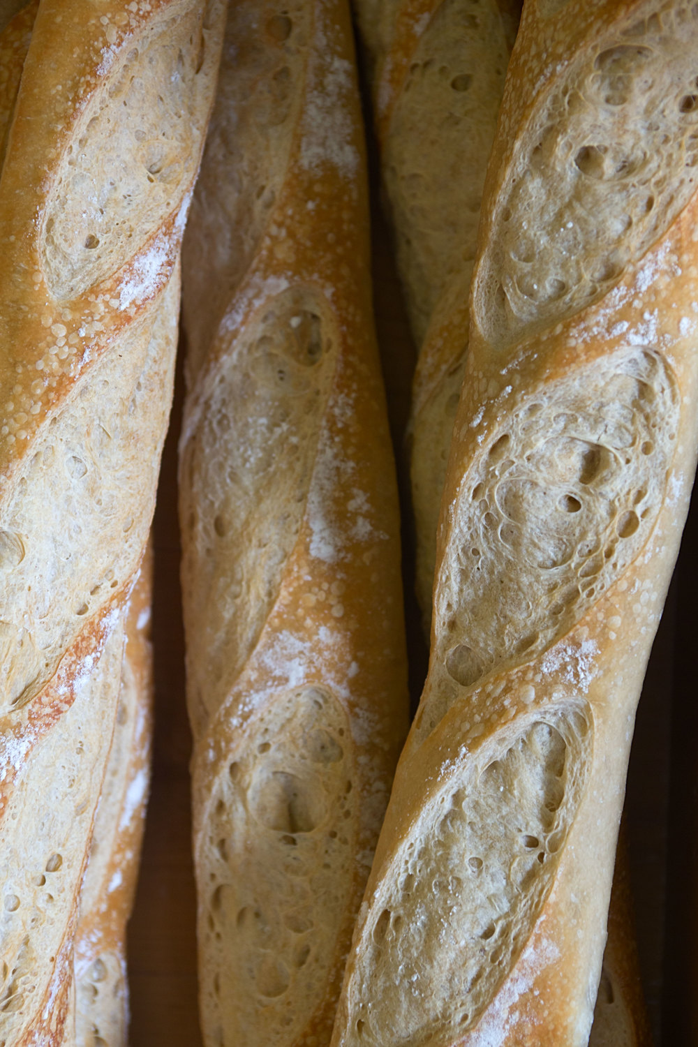 Fresh breads from the St. Vrain Market Bakery
