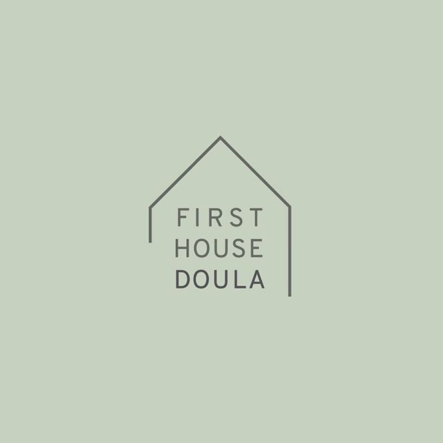 Closed out 2018 assisting in my first birth as a @donaintl-trained birth doula! . As many other designers can attest, passion projects or hobbies of ours typically end up branded, whether there's a need for it or not — so here's what I put together for my latest heart venture 🙃😉 #designerdoula
