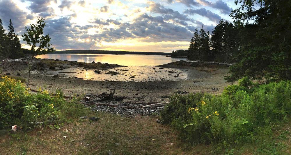 Hog Island Audobon Camp, Bremen Maine.