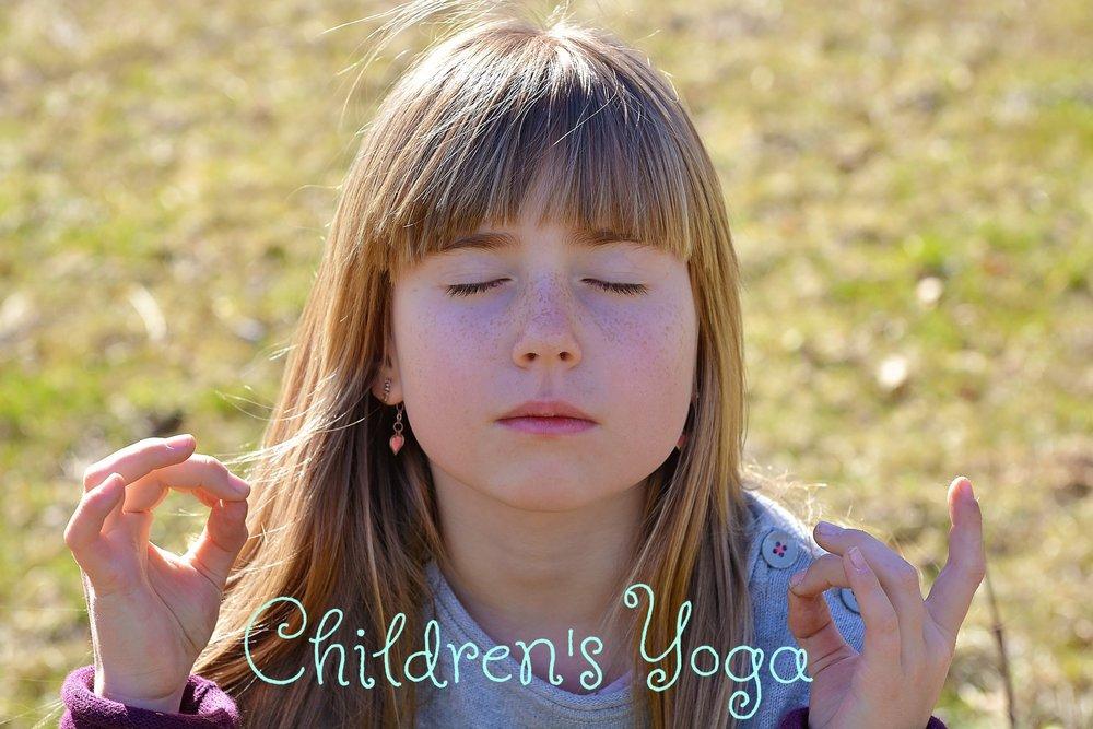 Click for: Children's Yoga