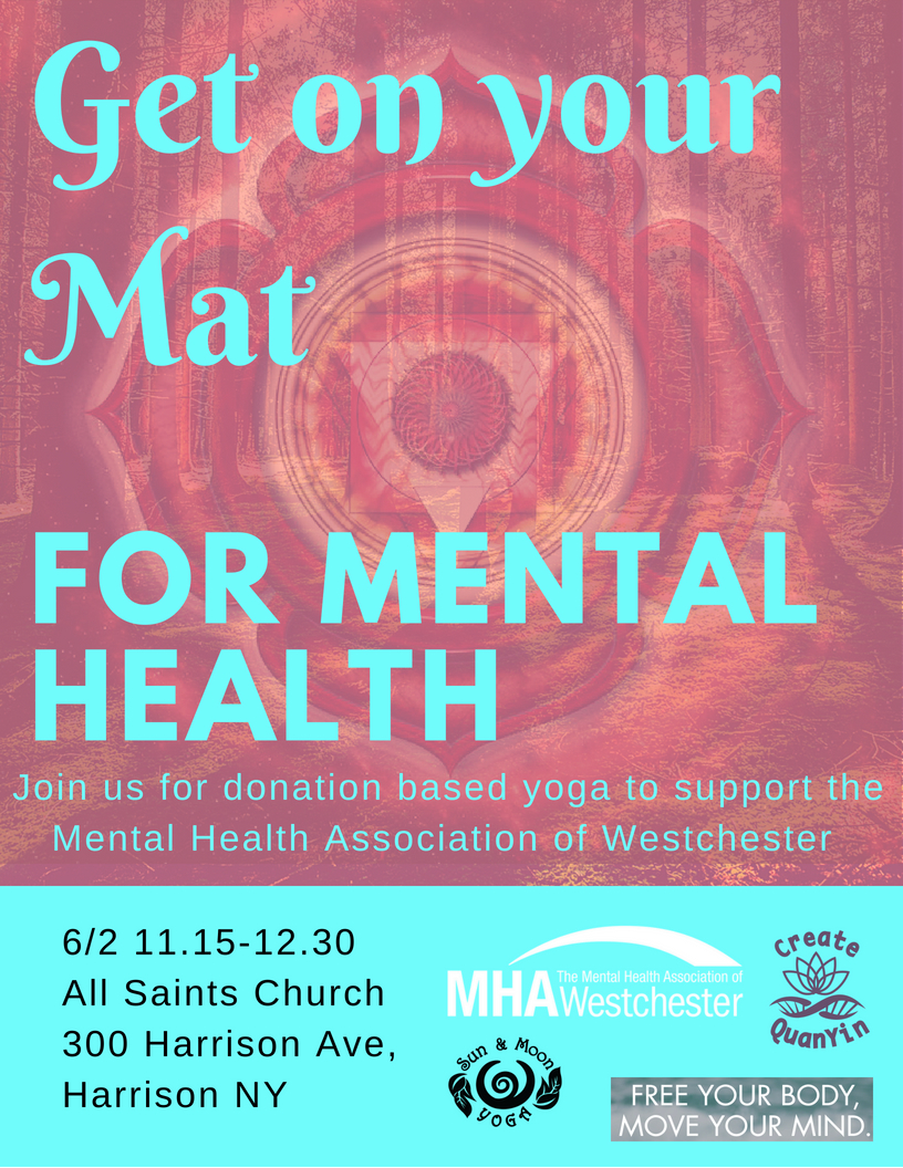 Donation Based Yoga Classes White Plains Harrison_Get on Your Mat for Mental Health_June2018.jpg