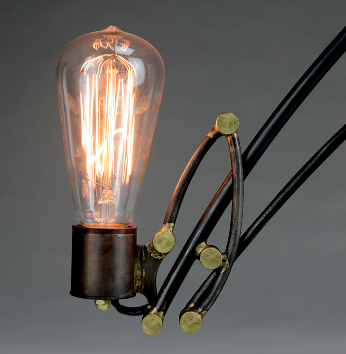 Mechanical Desk Lamp 2012