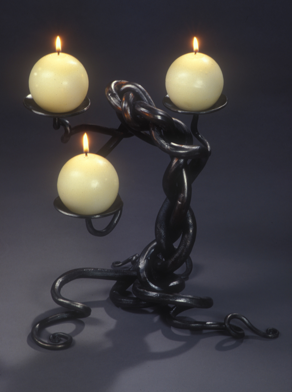 Forged Candelabra 2001