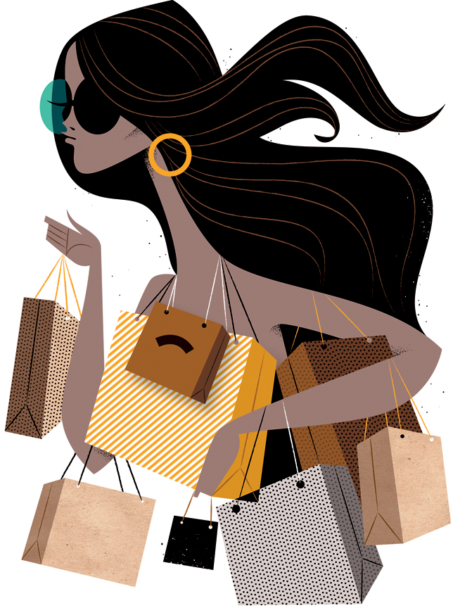 Shopper, Los Angeles Magazine