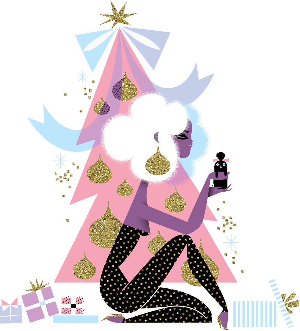 December, Vogue Japan