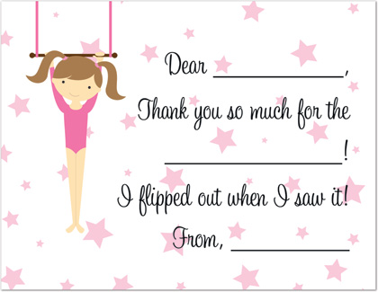 MyExpression.com-Gymnastic-Incredible-Girl-Fill-In-Thank-You-Cards-11.95-Set-of-20.jpg