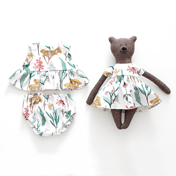 Rocky-Racoon-Apparel-on-Etsy-Matching-Toy-Bear-and-Baby-Girl-Organic-Cotton-TopBloomers-Set-in-Herbal-Print-90-.jpg