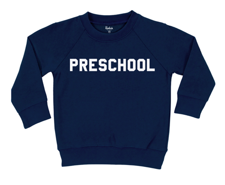 hatch for kids preschool sweatshirt, $32-