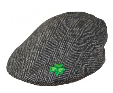 St. Patrick's Day Scally Cap for Kids