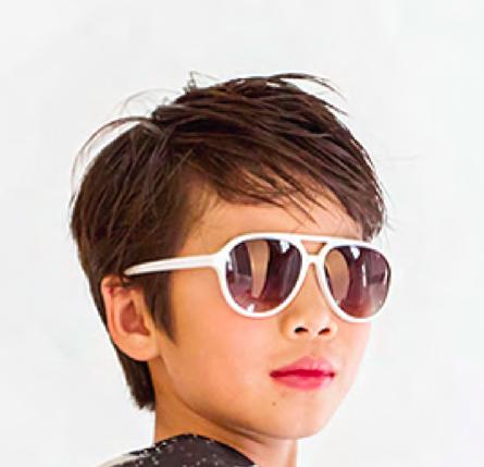 fun and trendy sunglasses for children