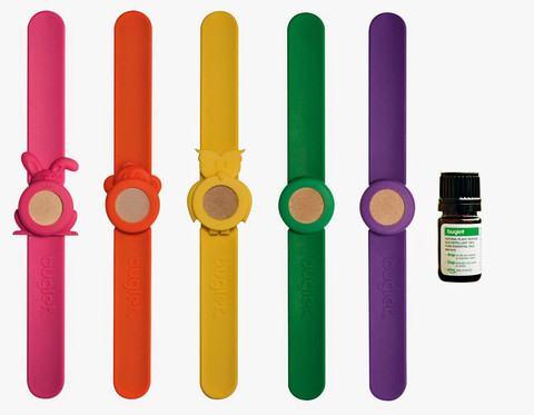 Buglet Bug Repellent Bracelet for Children and Kids