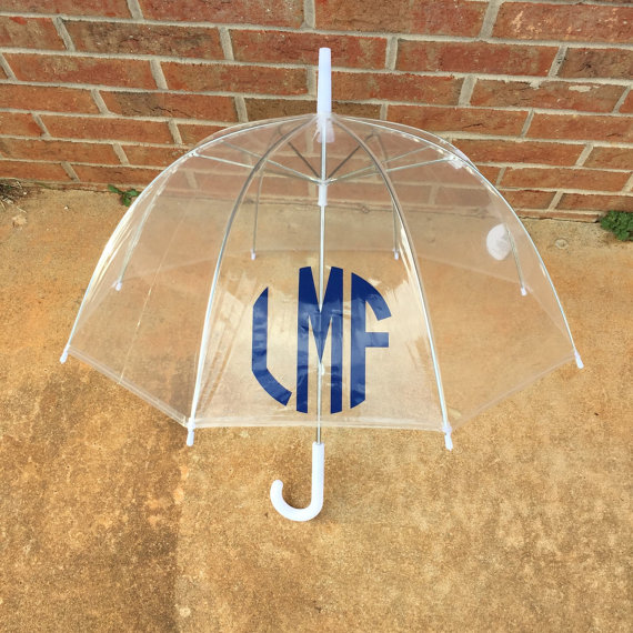 SweetheartsSouthern (Etsy) Clear Dome Umbrella, $13.99-.jpg