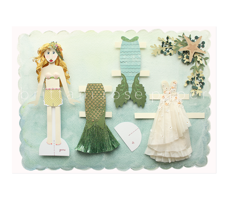 Brittani Rose Paper Pearl Mermaid Paper Doll, $18-.png