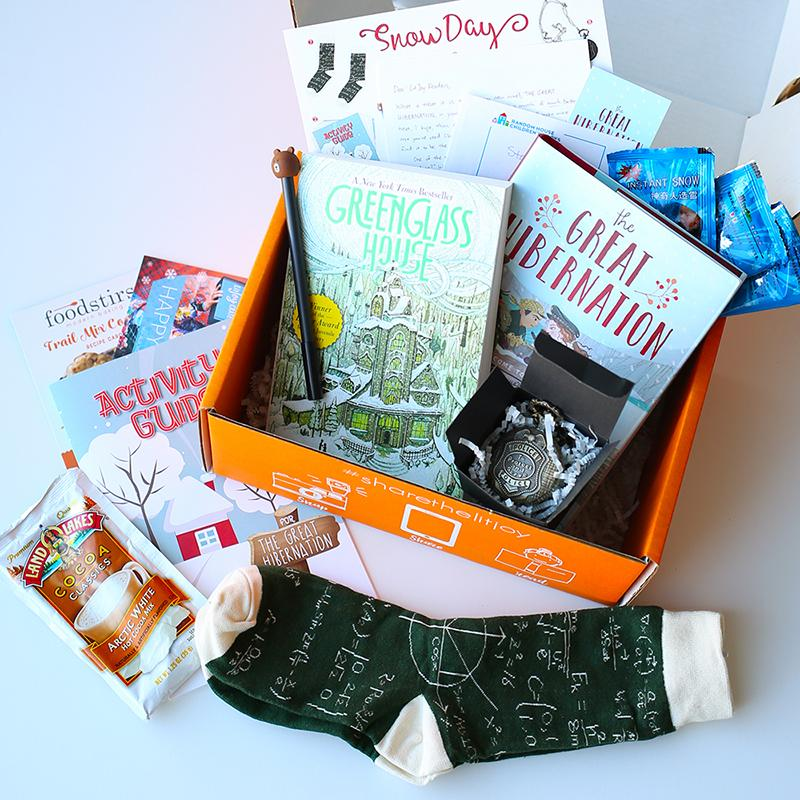 Lit Joy Crate Snow Day Middle Grade Crate (for readers 8-13), $36.99-.jpg