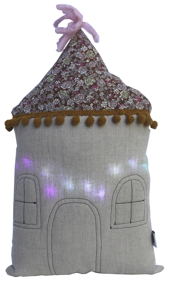 La Lovie Nightlight Dollhouse Pillow, $58-.jpg