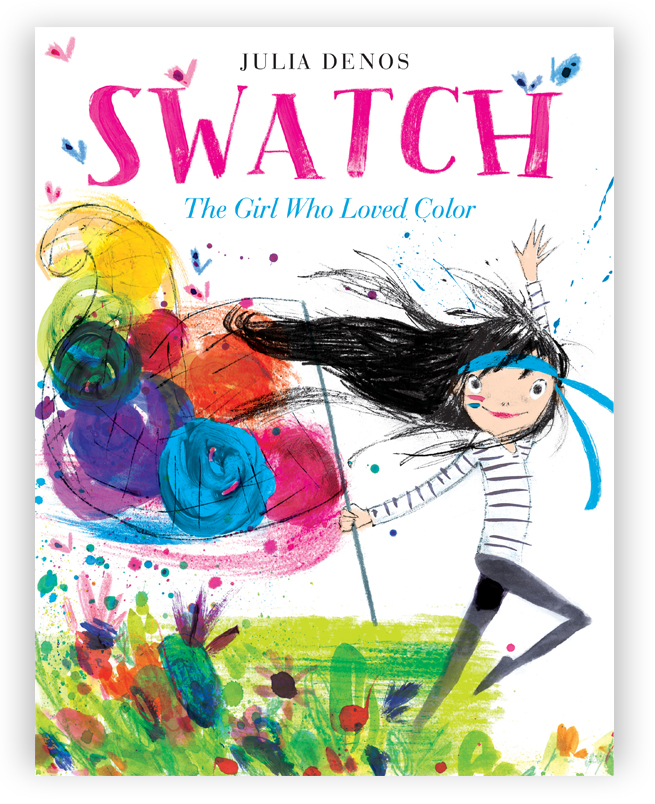 Swatch, The Girl Who Loved Color Book by Julia Denos, $.jpeg